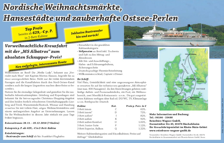 Reisebüro Wagner GmbH