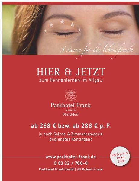 Parkhotel Frank GmbH